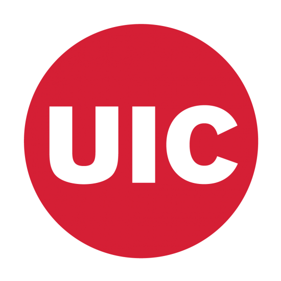 UIC red cirle mark