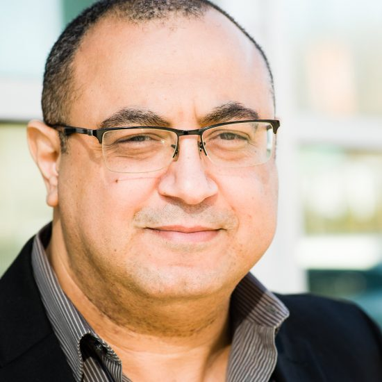 Mohamed Ali headshot
