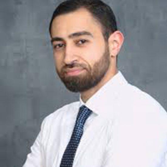 Ahmad Sabbahi headshot